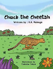 Chuck the Cheetah