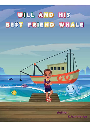 Will and His Best Friend Whale