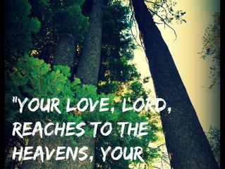 His Love Reaches
