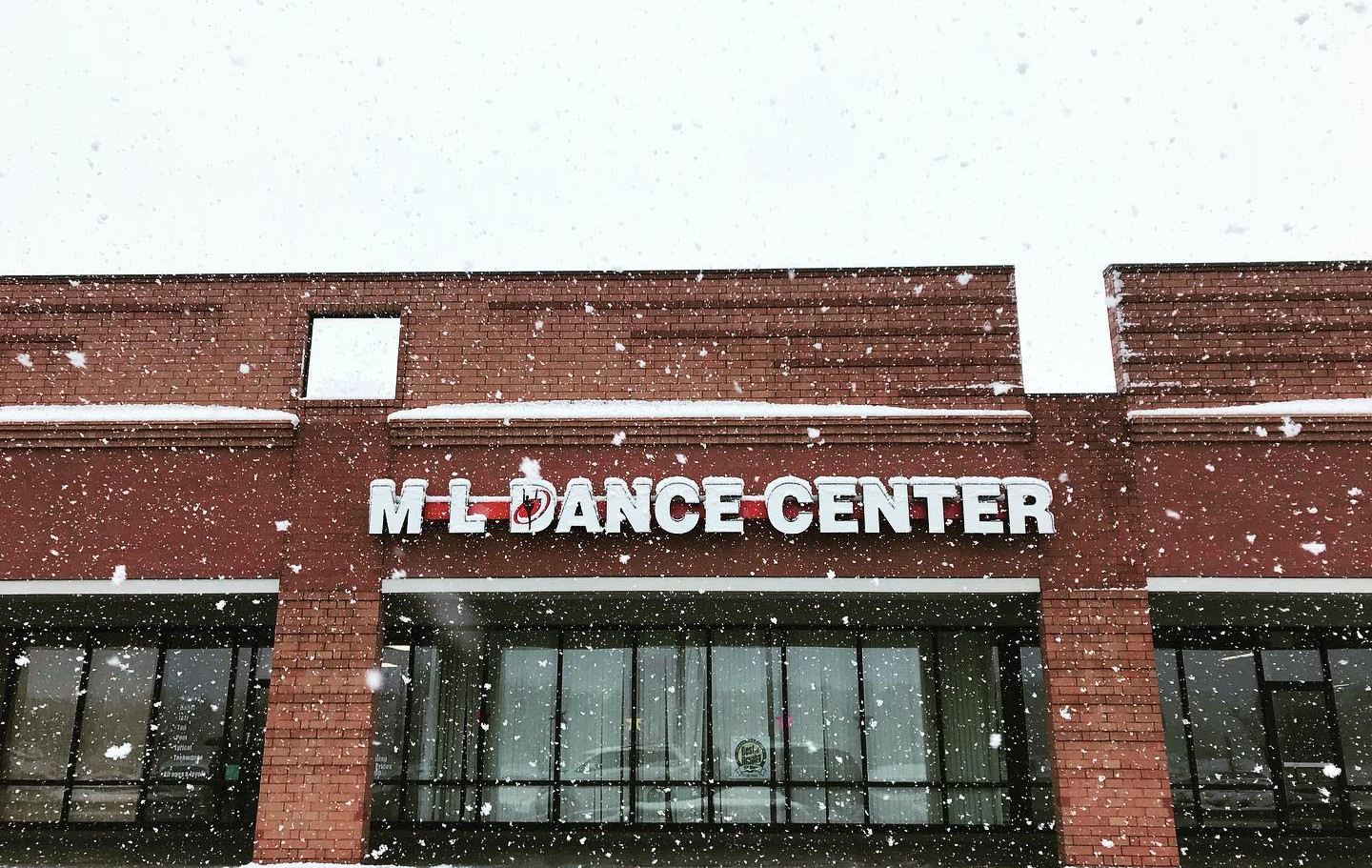 Outside of Mary Lorraine's Dance Center