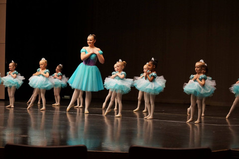 Preschool Dance