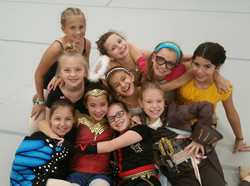 Celebrating Halloween at Mary Lorraine's Dance Center
