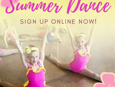 Why Summer Dance Classes are the Best!