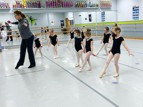 Ballet Classes in Omaha for All Ages