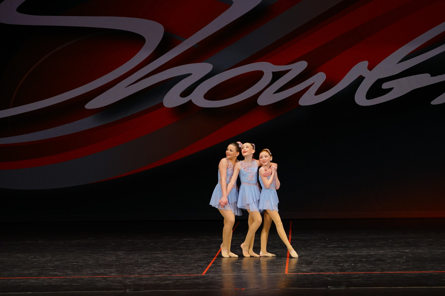 Junior Contemporary Trio