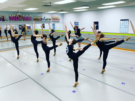Why Choose Mary Lorraine's Dance Center: Top 5 reasons.