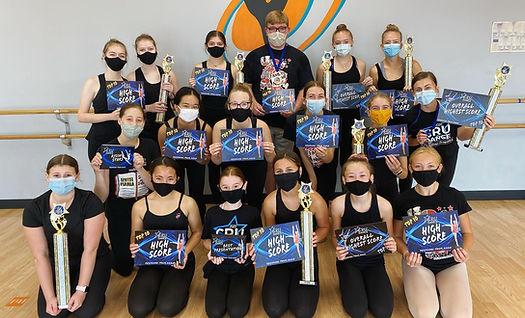 Competitive Dance Studio in Omaha, NE.