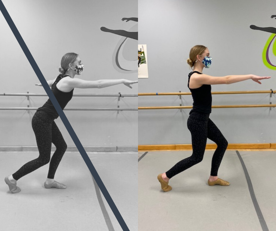 how to do a jazz dance pirouette