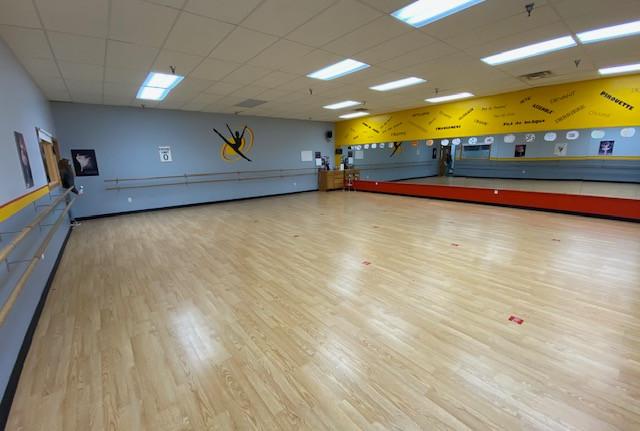 Large Dance Studio at Mary Lorraine's Dance Center