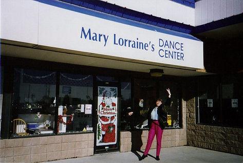 Mary Lorraine's Dance Center original location in Omaha, NE