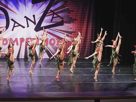 Advantages of Competitive Dance