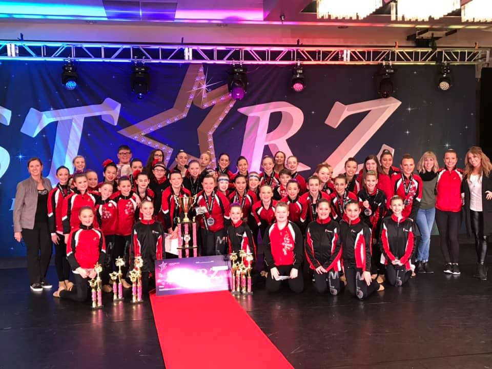 Mary Lorraine's Dance Center's Competition Team