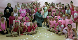Miss Sam's Proposal at Mary Lorraine's Dance Center