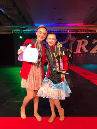Top Awards at Omaha Dance Competition