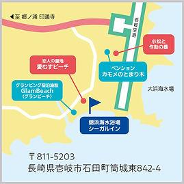 壱岐MAP