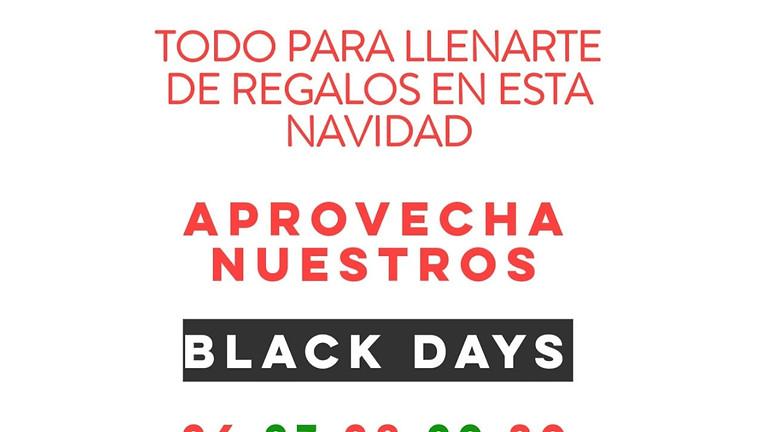 BLACK DAYS diBallet