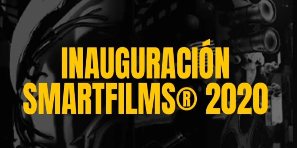 Inauguración SMARTFILMS 2020