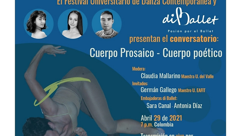 Celebración del Día Internacional de la Danza.