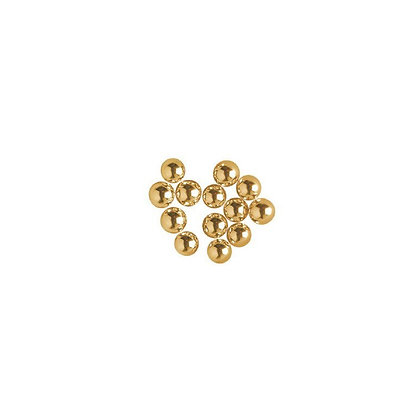 Gold Dragees 2mm