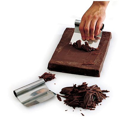 "O'Creme Angled Chocolate Grater / Shaver, 4 3/4"""