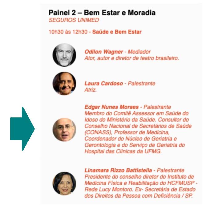 Palestra Dr. Edgar Nunes de Moraes