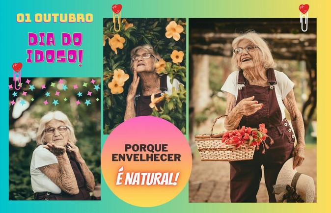 01 OUTUBRO - DIA DO IDOSO