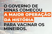 Vacina contra COVID-19 em Minas Gerais - Prioridades para Instituições de Longa Permanência!