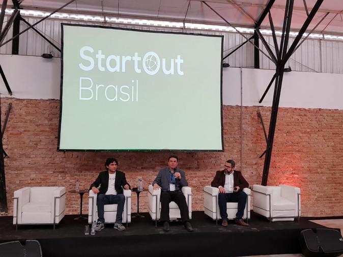 MedLogic participa do lançamento do programa StartOut Brasil