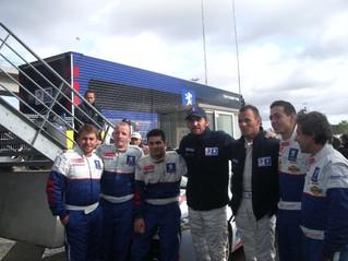 Des adversaires de taille pour les Rencontres Peugeot Sport