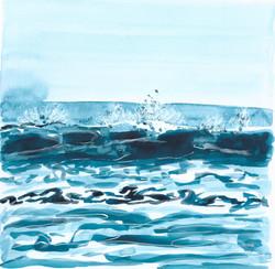 turquoise sea III