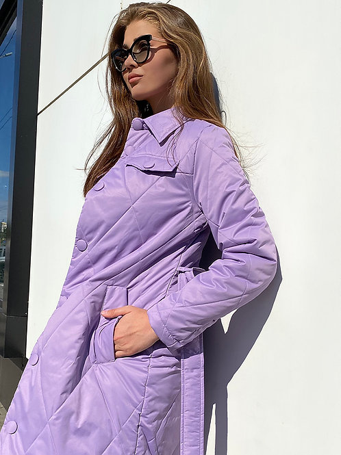 090-3/Z длинное пальто-рубашка