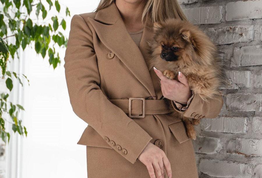 Пальто женское 493SD21