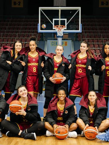 Спонсоры Баскетбольного клуба Надежа