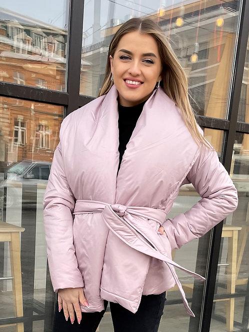 Куртка женская весенняя оверсайз