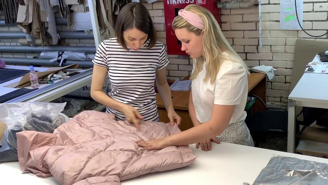 Швейное производство PALETO 2019г