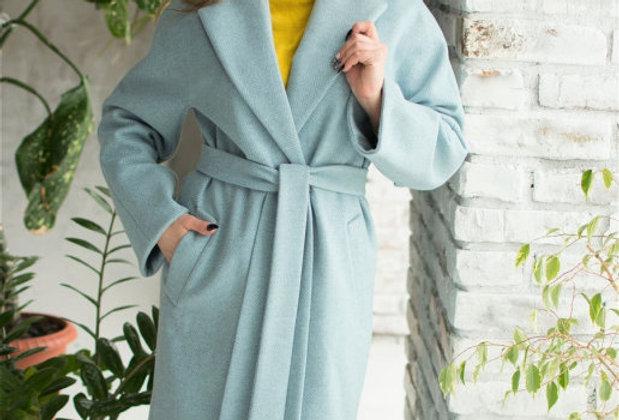 Пальто женское 497SD21