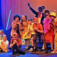 Seussical Jr. - Seckford Theatre - CBM Theatre