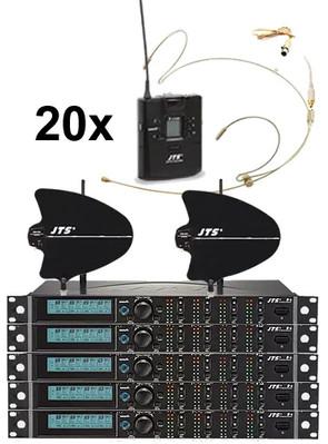 JTS R4 Radio Mic System