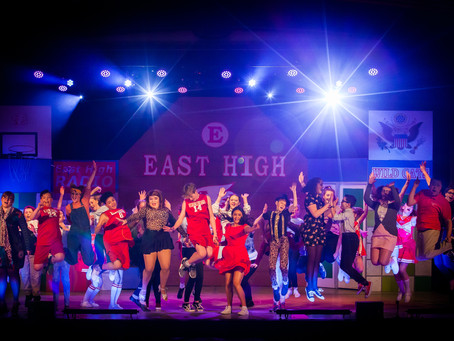 High School Musical - Spa Pavilion - CBM Theatre