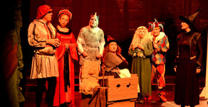 Wyrd Sisters - Seckford Theatre - Deben Players