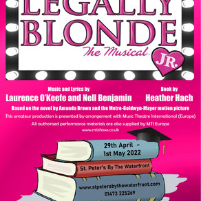 Legally Blonde Jr - April 2021