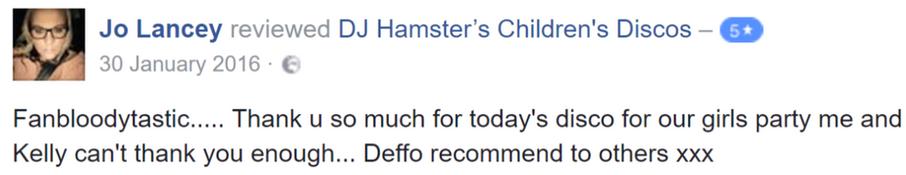 2016 Jo Lancey - DJ Hamster - Facebook.p