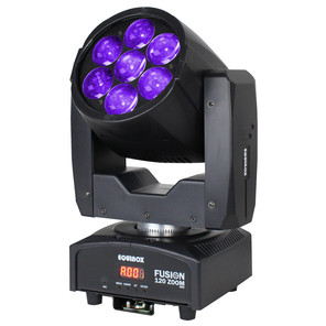 Fusion 120 Zoom Moving Head