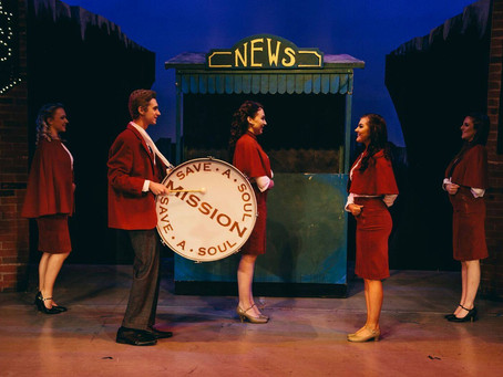 Guys and Dolls - Spa Pavilion - Eastern Edge Theatre Company
