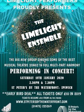 The Limelight Ensemble - January 2020