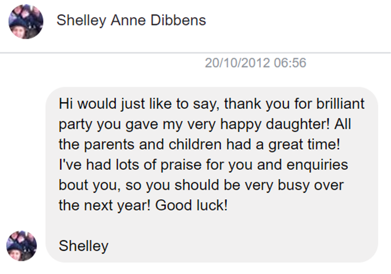 2012 - Shelley Anne Dibbens - DJ Hamster