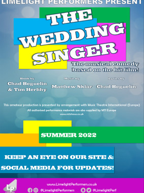 The Wedding Singer - Summer 2022