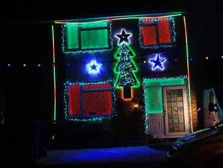 The Aleksic Christmas Lights 2020