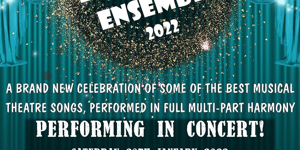 Rehearsals for Limelight Ensemble 2022