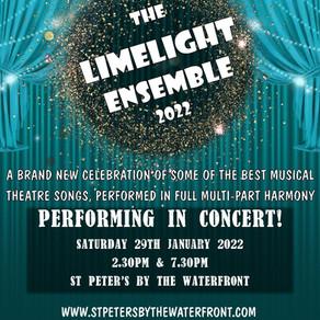 The Limelight Ensemble 2022 - January 2022